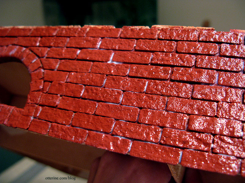 Red Mortar Red Brick Images