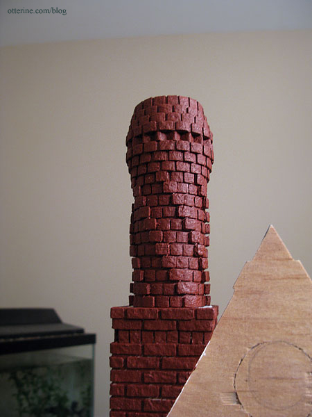 Chimney From Start To Finish Well 99 Done